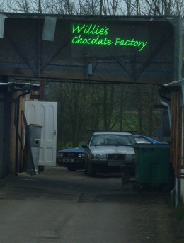 Willie\'s Chocolate Factory