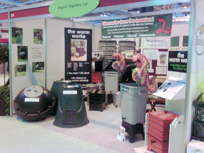 Wormeries and Composters at RWM