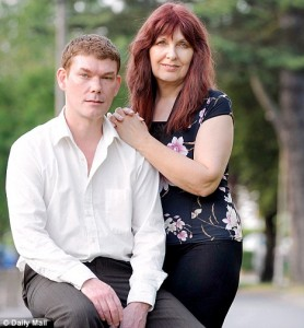 Gary McKinnon and his mum Janis Sharp